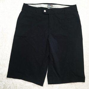 Royal Robbins Black Hiking Shorts Size 4